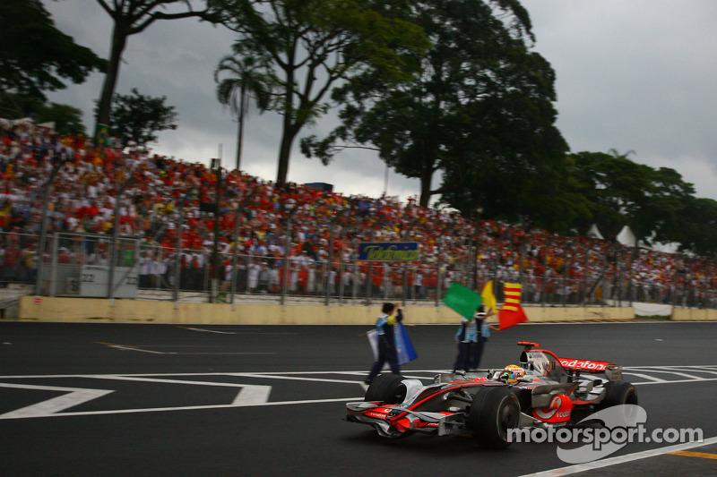 1. GP de Brasil 2008