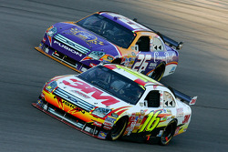 Greg Biffle and Jamie McMurray