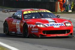 #37 ACA Argentina Ferrari 550 Maranello: Jose Maria Lopez, Martin Basso