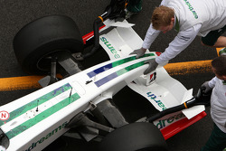 Lucas Di Grassi Test Driver, Honda Racing F1 Team