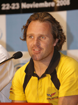 Press conference: Mike Hezemans