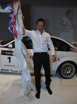 BMW pilotu Andy Priaulx