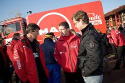 MAN Rally Team presentation: briefing