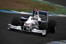 Christian Klien, Test Pilotu, BMW Sauber F1 Team, interim 2009 Car