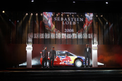 FIA World Rally champion Sébastien Loeb