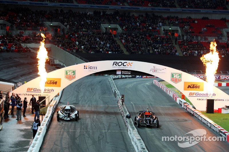 Heat, race 1: Michael Schumacher wins in front of Tom Kristensen