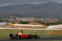 Luca Badoer, Testfahrer, Scuderia Ferrari