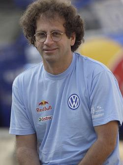 Volkswagen Motorsport: Donatus Wichelhaus, director of engine development