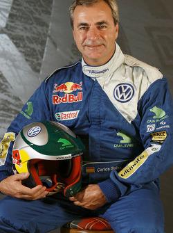 Volkswagen Motorsport: driver Carlos Sainz