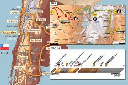 Stage 11: 2009-01-14, Copiapo to Fiambala
