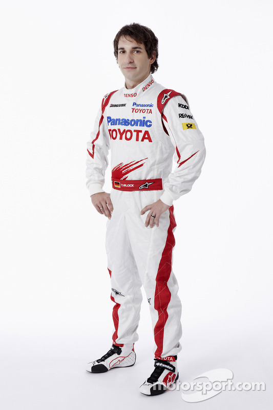 Timo Glock, Toyota