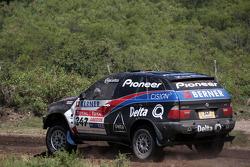 #347 BMW X5 CC: Ricardo Leal Dos Santos and Pedro Pires Lima