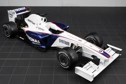 The BMW Sauber F1.09