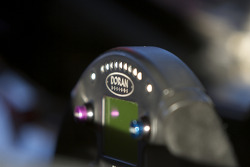 #77 Doran Racing Ford Dallara steering wheel
