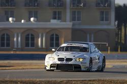 #92 BMW Rahal Letterman Racing Team BMW E-92 M3: Bill Auberlen, Joey Hand, Tom Milner, Dirk Muller