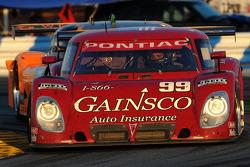 #99 GAINSCO Bob Stallings Racing Pontiac Riley: Jon Fogarty, Alex Gurney, Jimmie Johnson, Jimmy Vasser