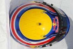 Helmet of Mark Webber