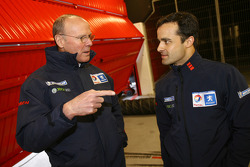 Olivier Quesnel and Pedro Lamy
