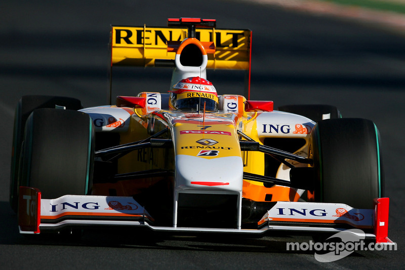 Фернандо Алонсо, Renault F1 Team, R29