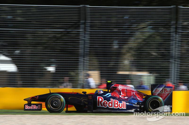 2009 год, Гран При Австралии, Себастьен Буэми, Toro Rosso, 7-е место
