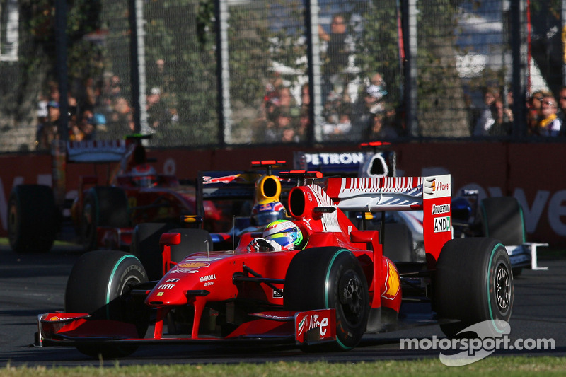 Felipe Massa, Scuderia Ferrari, F60