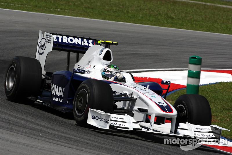 2009, Гран Прі Малайзії - другий