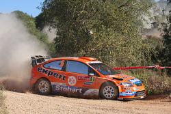 Petter Solberg and Phil Mills, Citroen Xsara WRC