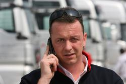 Frank Lynn, Teammanager Audi Team Phoenix