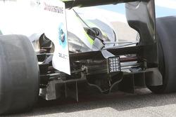 Brawn GP, diffuser