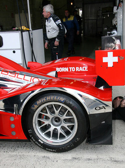 #13 Speedy Racing Team Sebah Lola B08/60 Coupé - Aston Martin