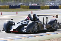 #8 DAMS Formula Le Mans 09: Fabien Rosier, Sébastien Le Braz