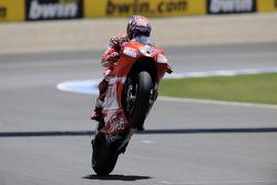 Третье место - Кейси Стоунер, Ducati Marlboro Team
