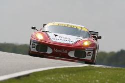 #95 Pecom Racing Ferrari 430 GT2: Luis Perez Companc, Matias Russo