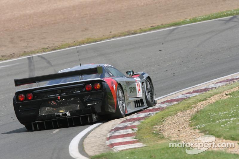#14 K plus K Motorsport Saleen S7R: Karl Wendlinger, Ryan Sharp