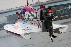 #56 class 1 Team Dailly: Quentin Dailly, Romuald Kauffmann, Pascal Leblay