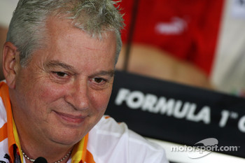 Symonds could join Ferrari according to rumors