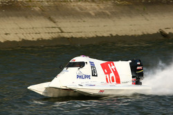 #13 class 3 F2boat.com: Frode Sundsdal, Dominick Thomas, Baptiste Philippe, Jean-Baptiste Thomas