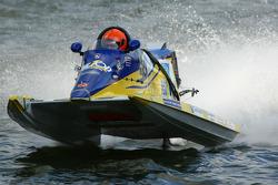 #48 class 1 Team Marine Inshore: Philippe Boutrais, Philippe Buquet, Jean Luc Goujon, Xavier Hanin