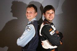 Marc Lieb and Pierre Kaffer