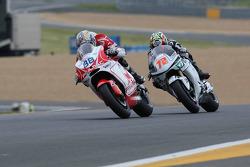 Niccolo Canepa, Pramac Racing, Yuki Takahashi, Scot Racing Team MotoGP