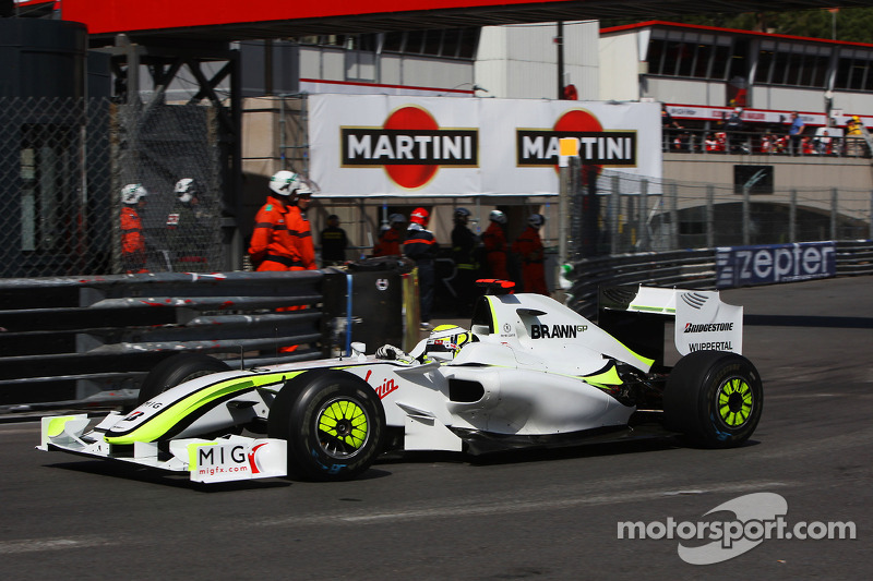 2009 - Jenson Button, Brawn