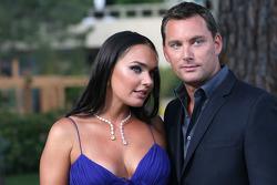 Tamara Eeclestone and his boyfriend