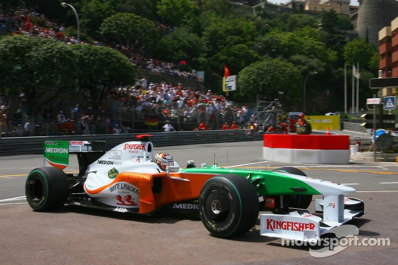 Force India F1 VJM02 (2009)