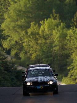 #96 Dörr Motorsport BMW 135i: Dierk Möller-Sonntag, Guido Naumann, Rolf Scheibner, Rolf Grossmann