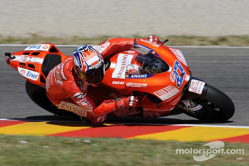 2009: Casey Stoner, Ducati Desmosedici GP9
