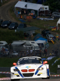 #47 BMW Z4-M Coupe: Heinz Schmersal, Christoph Koslowski, Stefan Rösler, Mike Stursberg