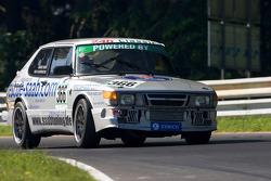 #366 Saab 99: Nico Gasparatos, André Fibier