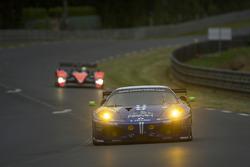#99 JMB Racing Ferrari F430 GT: Christophe Bouchut, Manuel Rodrigues, Yvan Lebon