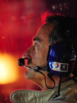 Serge Saulnier, Team Manager, Peugeot Sport