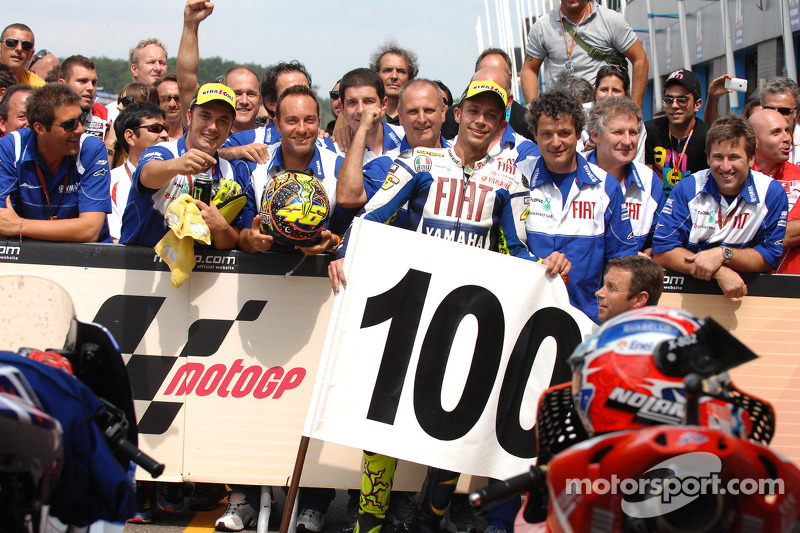 7ª: 2009 Valentino Rossi (Fiat Yamaha - MotoGP)